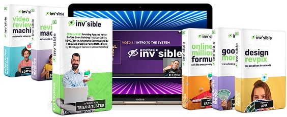 Invisible-Method-review